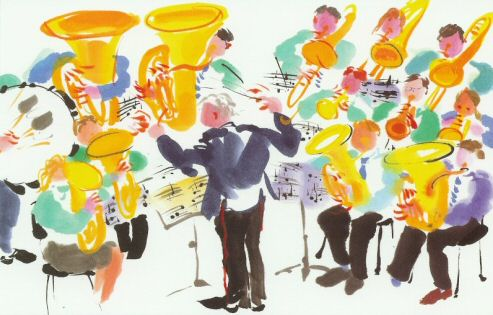 brass band orig